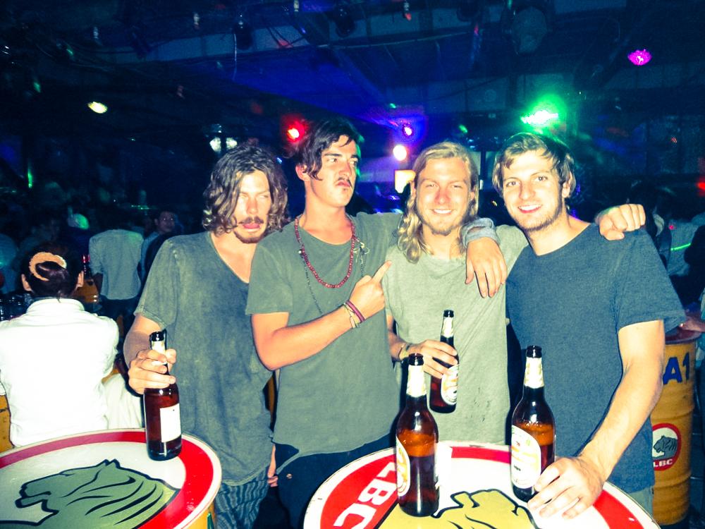 Australians & Garth